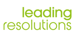 leading resolution logo
