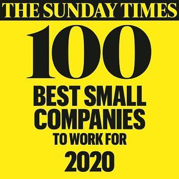 times top 100 logo