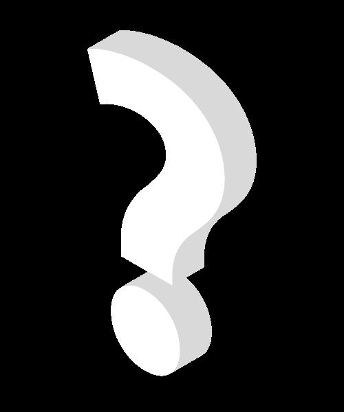white q mark