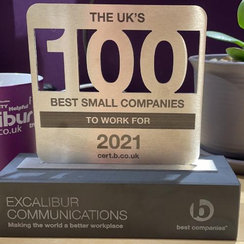 Best companies trophy